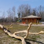 Park Na Špici - prostor pro piknik